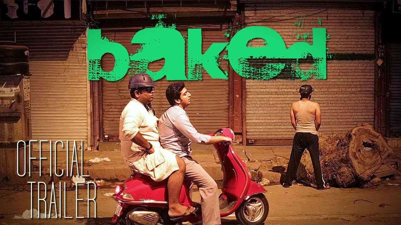 Baked poster